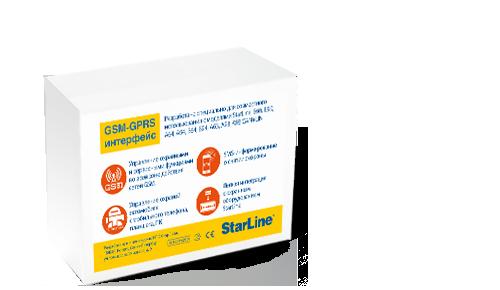 Модуль GSM управления StarLine (мастер-комплект)