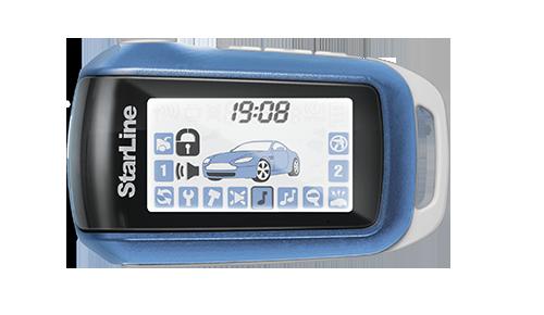 Автосигнализация StarLine A64 2CAN GSM