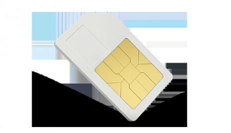 SIM-карта с описанием тарифа (МТС)