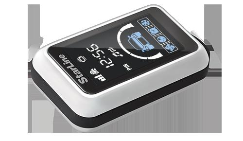 Автосигнализация  StarLine E95 2CAN GSM GPS